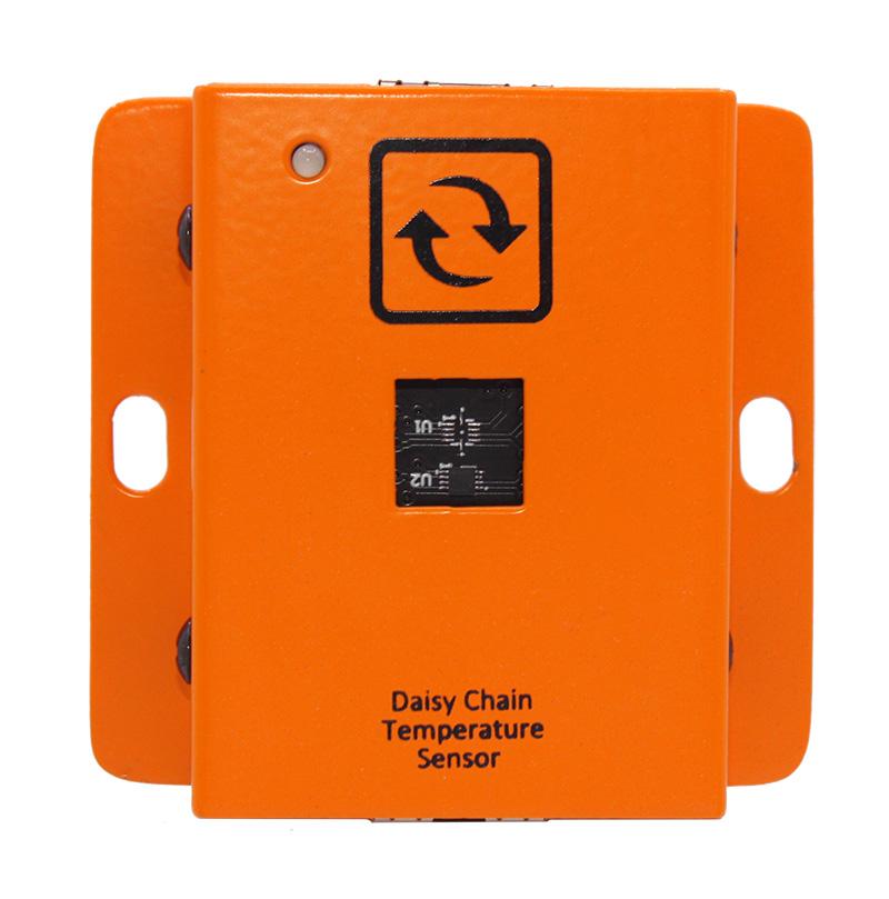 Daisy Chained Temperature Sensor