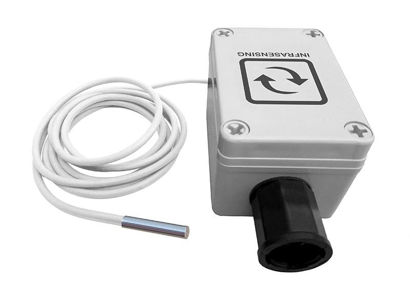 Ultra Low & High Temperature Sensor