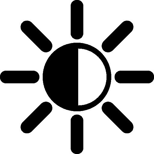 Light (lux) icon
