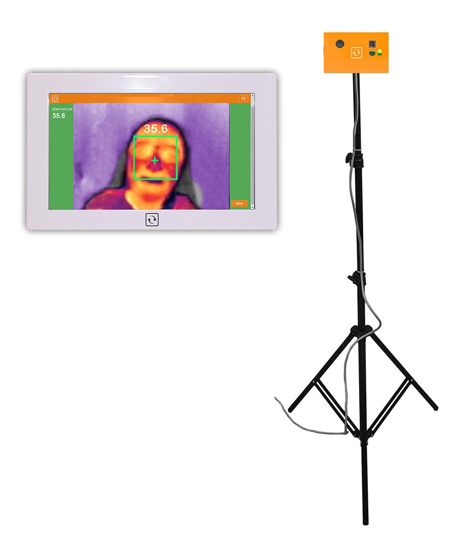 Thermal Camera sensor for Covid-19