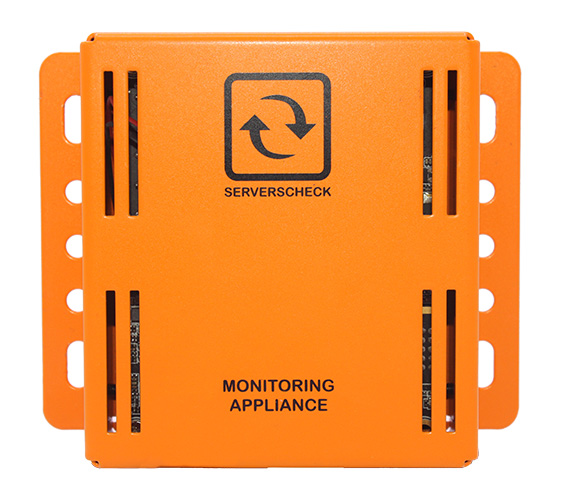 Top view Monitoring Appliance