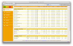 Screenshot ServersCheck Monitoring Software