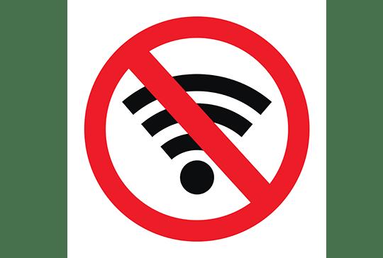 No wireless sensors