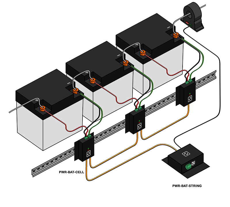 Power Battery Monitoring System