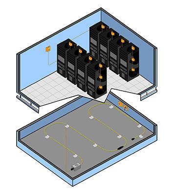 Data Center Floors