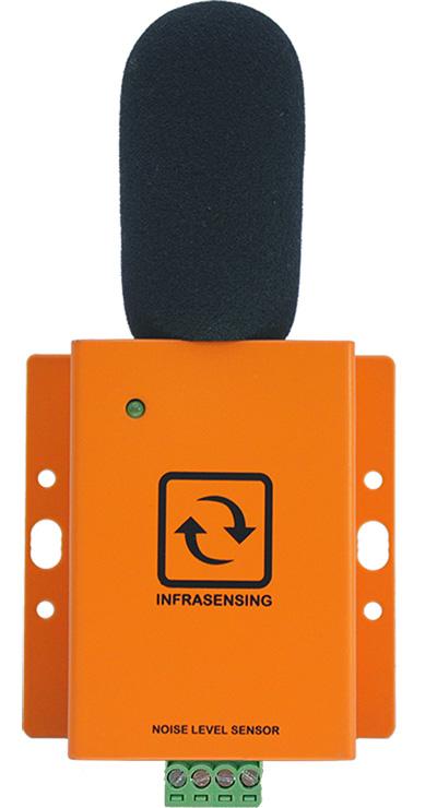 RS-485 Noise level sensor