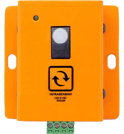 RS-485 Thermal Camera Sensor