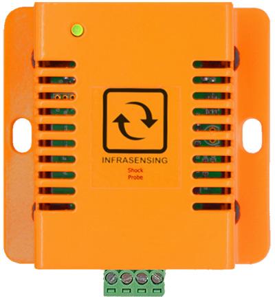 RS-485 Shock Sensor