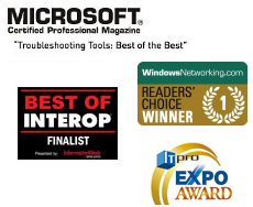 Some of the awards our free software received
