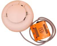 Smoke sensor small